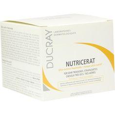 DUCRAY NUTRICERAT Ultra nutritiv Haarmaske:   Packungsinhalt: 150 ml Creme PZN: 01717148 Hersteller: PIERRE FABRE DERMO KOSMETIK GmbH…