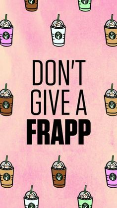 Don't give a FRAP ;-)