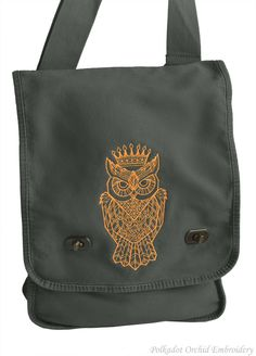 Regal #Owl Messenger