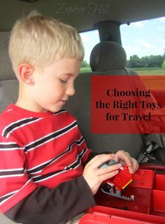 Which toys should you take on vacation? What's easy to pack and offers hours of entertainment? #CleverGirls #LEGOSummer #sponsored