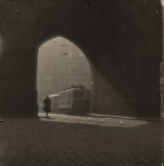 Josef Sudek, Le monde à ma fenêtre, Photographie - Musée des Beaux-Arts du Canada, Ottawa, Canada