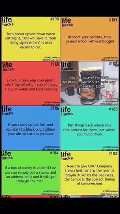 Amazing Life Hacks Please Read! Will Help You A Lot! by Ashleen gill💕 - Musely