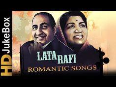 zongstube: Mohammed Rafi & Lata Mangeshkar Top 15 Romantic So. Old Hindi Movie Songs, Indian Movie Songs, New Hindi Songs, Audio Songs, Mp3 Song, Hit Songs, Love Songs, Indian Video Song, Lata Mangeshkar Songs