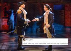 Text post with picture || Hamilton