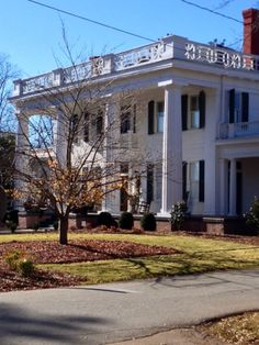 Daily Southern Sunshine Madison GA Hill Home