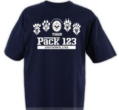 Cub Scout Pack Design SP2863