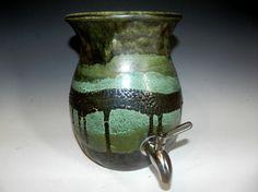 5 quart ceramic kombucha crock Ready to by MarkCampbellCeramics