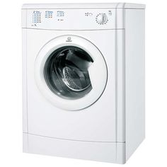 Buy Indesit Ecotime Vented Tumble Dryer, Load, B Energy Rating, White from our Tumble Dryers range at John Lewis & Partners. Free Delivery on orders over Eco Energie, Diode Led, Compact Washer And Dryer, Tumble Dryers, Slime, Washing Machine, How To Look Better, Household, Drum