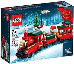 Amazon.com: Lego Christmas Train 2015: Toys & Games