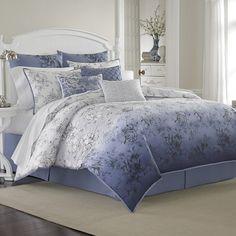 Laura Ashley Delphine Comforter Set