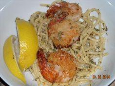 Shrimp Parmesan - Lent Recipes