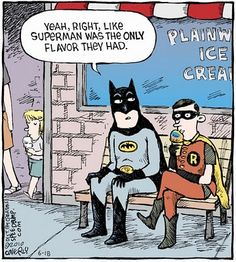 batman robin funny comic strip