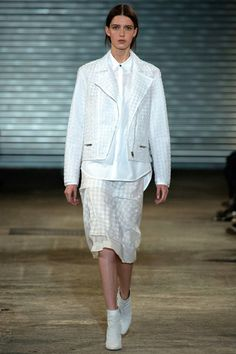 Richard Nicoll Spring 2014 Ready-to-Wear Collection on Style.com: Runway Review