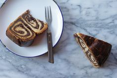 Gubana: a sweet, swirling nut roll from northern Italy.
