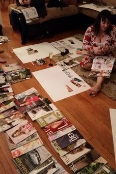 Host Your Own Fabulous Vision Board Party