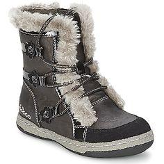 Este invierno los pies de nuestros pequeños estarán calientes y secos gracias a las botas de nieve Conny de la Chicco ! Su corte de color negro en sintético aporta protección y confort. ¡Gracias a su suela antideslizante en sintético, el hielo y la nieve ya no nos dan miedo! #botas #zapatos #zapatosniño #modaniño #moda #spartoo http://www.spartoo.es/Chicco-CONNY-x463116.php