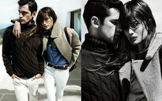 Select your market and language and find the latest trends for women, men & kids on the Massimo Dutti official website. Sean O'pry, Mario Testino, Fall Winter 2015, Latest Trends, Leather Jacket, Style Inspiration, Fashion Outfits, Clothes, White Jeans