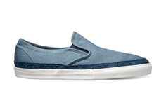 Vans Vault 2012 Fall Slip-On Nomad Rand LX | Hypebeast