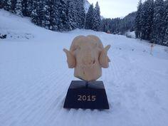 Der Countdown läuft! Nicht mehr lange bis zur RAMSKULL TROPHY am 07. März. Mit top Schneeverhältnissen und toll präparierten Pisten fiebern nicht nur wir, sondern auch unser Hansi der Ramskull Trophy 2015 entgegen. http://www.ramskull.at/  #TrophäeHansi #RamskullTrophy #Gargellen