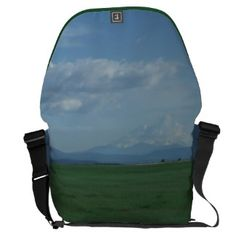 Mount Shasta: The Runaway Bride III SDL Bag 2 Messenger Bags