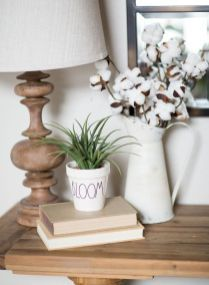 Modern farmhouse living room decor ideas (48)
