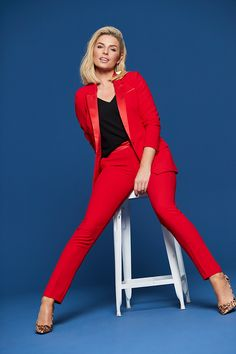 It's finally here! The latest drop in The Pippa Edit has arrived, and we couldn't be more excited! Think bold colours, statement suits, lots of party sequins and plush fabrics. Slouchy Boots, Bold Colors, Colours, Mixing Prints, Latest Fashion, Capri Pants, Sequins, Tees, Plush