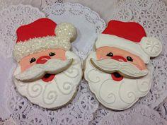 3-D Santa | Cookie Connection