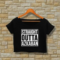 straight outta azkaban shirt harry potter tshirt clothing alumni movie for girl #unbranded #BasicTee fantastic beasts and where to find them