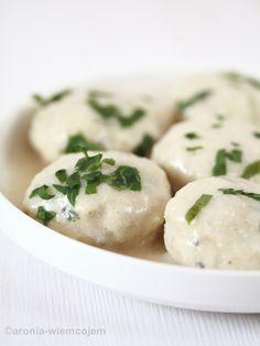 Wiem co jem - ulpety rybne w sosie chrzanowym Poland, Dishes, Recipes, Gourmet, Flatware, Plates, Recipies, Dish