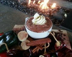 Green Chile Hot Chocolate Recipe