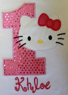 Kitty shirt personalized by kajanuary1 on Etsy, $23.00