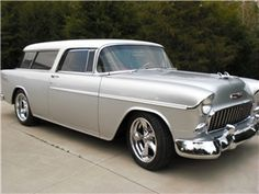 1955 Nomad fully restored in Graham, NC $85000