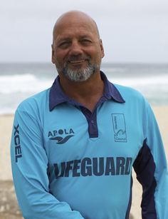 This guy is 60 yrs old and is a lifeguard for Bondi Beach.  Amazing!! I want to be in that good of shape when I'm 60!