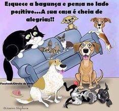 QUEM TEM A CASA CHEIA DE ALEGRIA? ♀️♀️♀️❤️❤️❤️ #cachorro #gato #filhote #filhode4patas #maedepet #paidepet #petmeupet #petmeupet