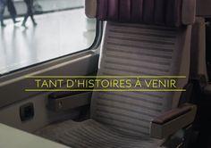 Eurostar - Tant d'histoires à venir.