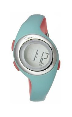 Nike Womens WC0043-460 Triax Sync Digital Watch Nike. $99.00. Stainless-steel case; Digital dial; Date function. Water-resistant to 330 feet (100 M). Mineral crystal. Quartz movement Women's Smart Watches for Sport, Fitness and Fashion - http://amzn.to/2jYX1qx