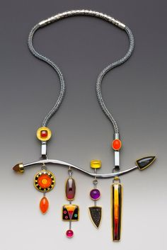 Jewelry Design by Lisa Hawthorne  2010 Niche Award Winner Photo by George Post