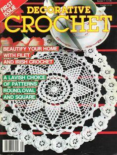 Decorative Crochet Magazines 1