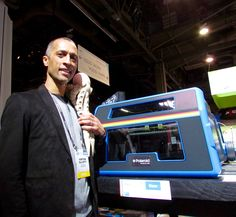 Polaroid Introduces Desktop 3D Printer, With An Expensive Surprise #3DPrinting