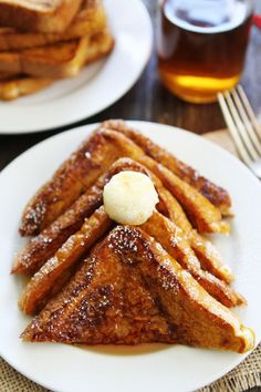 Pumpkin French Toast   Really nice recipes. Every hour.   Show me what you cooked!