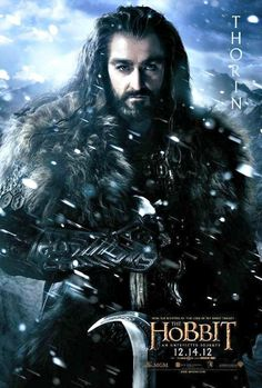 Pdf cross stitch pattern – The Hobbit, Thorin  Last photo shows how it looks like the finished piece  With your purchase you will receive:  A Pdf pattern