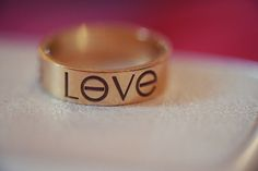 theta love ring... I want this.. Maybe I will get it made for me and my littles
