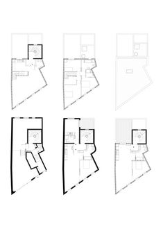 Library Floor Plan, Architecture Site, New Construction, Facade, Floor Plans, Flooring, How To Plan, Gallery, Building