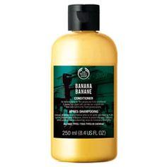 Cuidado Cabello   Acondicionador de Banana   The Body Shop®