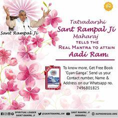 Tatvadarshi Sant Rampalji maharaj Tells the real mantra to attain Aadi Ram Wish Quotes, Happy Quotes, Marathi Wallpaper, Ram Navmi, Happy Ram Navami, Ram Image, Navratri Images, Shri Guru Granth Sahib, Birthday Posts
