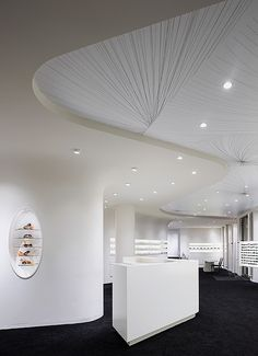 Conradt Optik, Mosbach, Germany designed by Ippolito Fleitz Group Architects