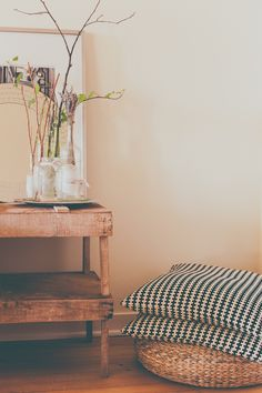 Interior Styling Photography, Recycled Furniture, Ikea, Apartment in Lisbon // Hello Twiggs
