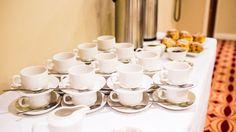 Refreshment stand in meeting room at Harlequin Hotel Meeting Rooms, Buffet, Conference Room, Mugs, Tableware, Dinnerware, Tumblers, Tablewares, Mug