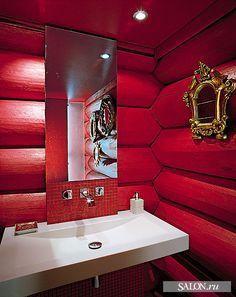 Русский дом от архитектора Михаила Даутова - Дизайн интерьеров | Идеи вашего дома | Lodgers