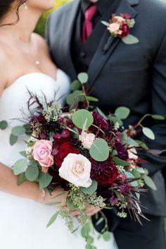 Brides Bouquet Large Lush Loose Romantic Garden